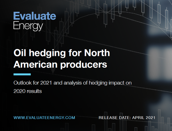 2021: Oil Hedging Outlook for North American Producers